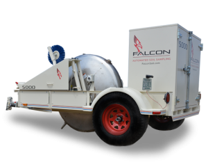 The Falcon Automated Soil Sampling System